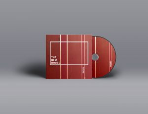 The New House, Mark Nieuwenhuis, CD cover